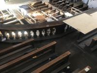 IMG_4724 Material in der Kirche gelagert 21 10